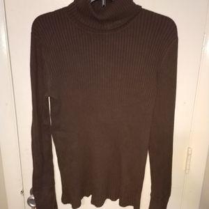 Women's Gap long sleeve shirt Sz Lg